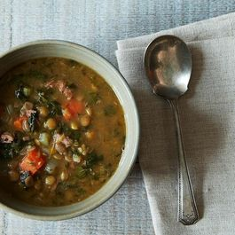 Soups by The Wandering Gourmand