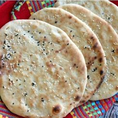 Easy Peasy Homemade Naan