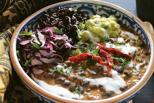 Black Bean Chile