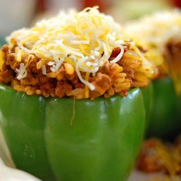 Tasty Stuffed Peppers