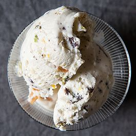 Ricotta ice cream