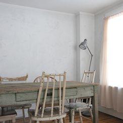 Antique Your Walls Using Plaster of Paris (It's Back!)
