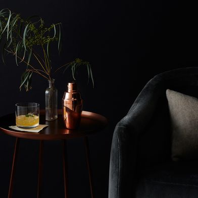 Japanese Copper Cocktail Shaker