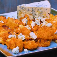 Atkins Low Carb Buffalo Hot Wing Cauliflower
