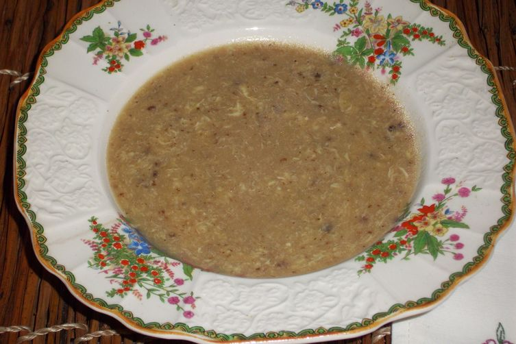 50 cents soup - Ajnpren juha