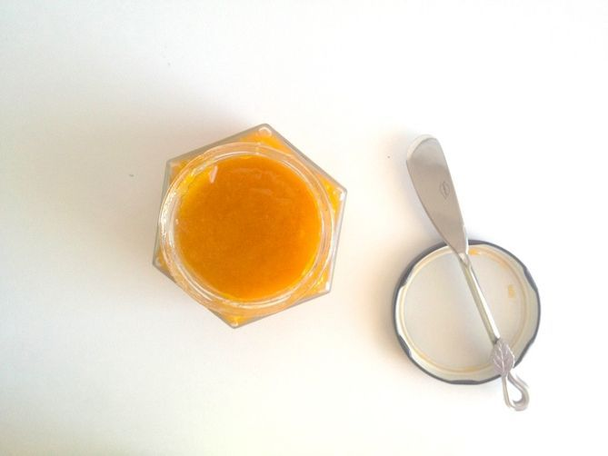 Apricot Jam from Food52