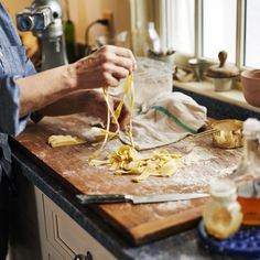 Homemade Pasta on a Weeknight: It's Possible (& As Easy as Boiling the Boxed Stuff)