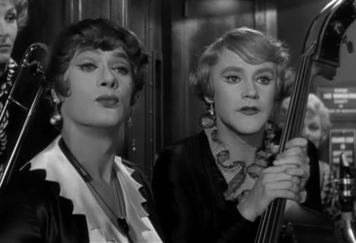 Dinner & a Movie: Some Like It Hot