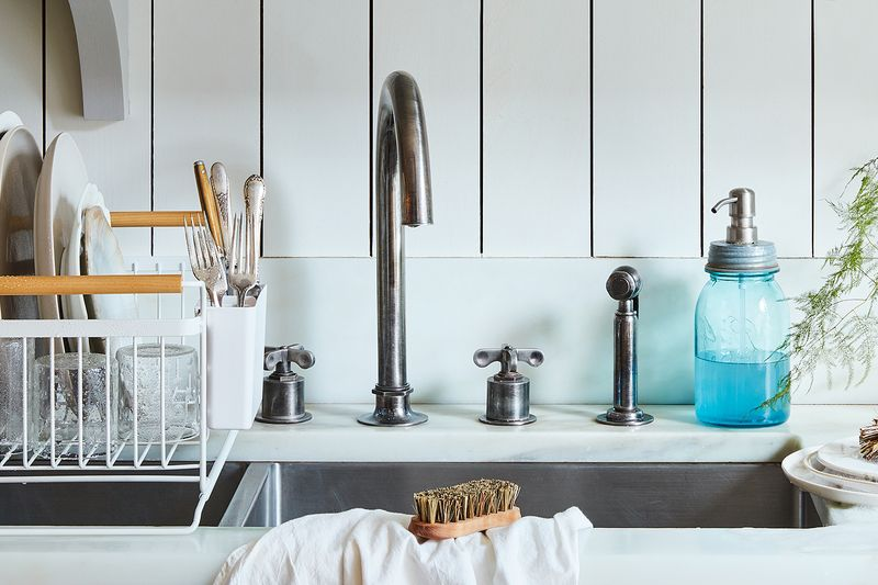 Your sink deserves some TLC too.