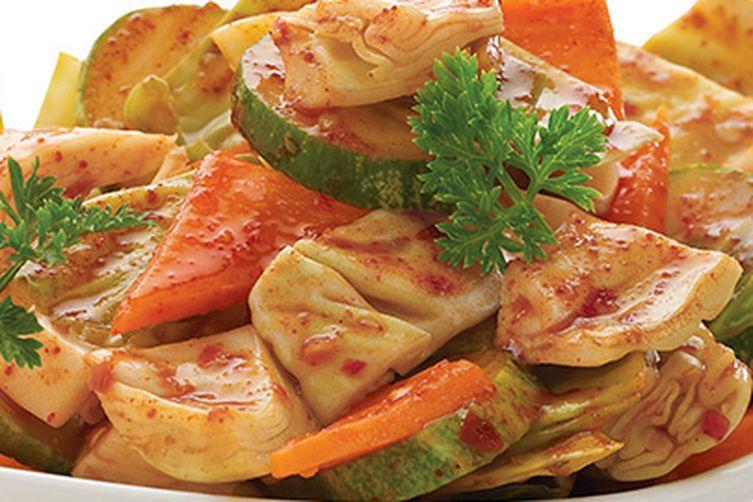 Healthy Kimchi Recipe