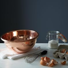 A Guide to Cooking in and Caring for Copper