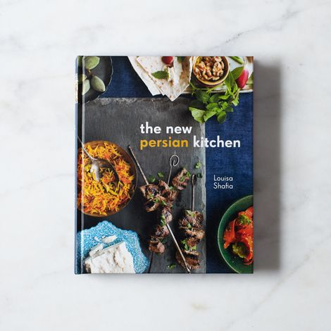 The New Persian Kitchen, Signed Copy