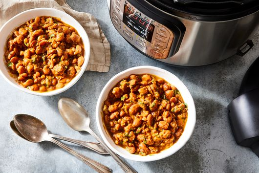Instant Pot Baked Beans With Bacon