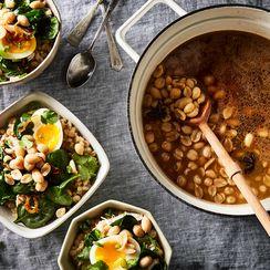 Soy Sauce–Braised Peanuts