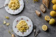 Lemon and Saffron Risotto