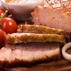 West Indies Pork Tenderloin