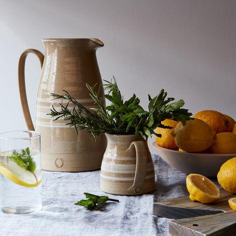 Yellowware Mug