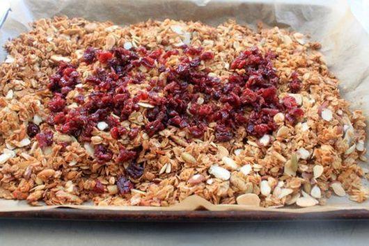 Tart Montmorency Cherry & California Almond Granola