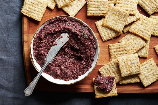 How to Make Tapenade Without a Recipe