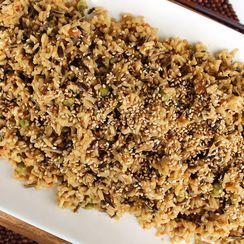 """Unfried """"Fried"""" Rice"""