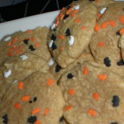 Lucie's Chewy Sugar Cookies