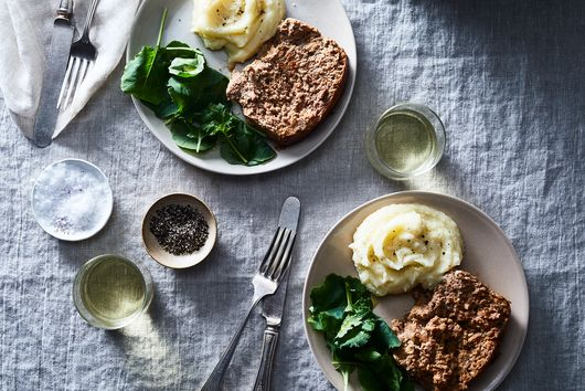 The Most Tender, Juicy Meatloaf Merrill Has Ever Cooked