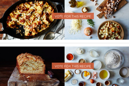 Finalists: Your Family's Best Thanksgiving Recipe