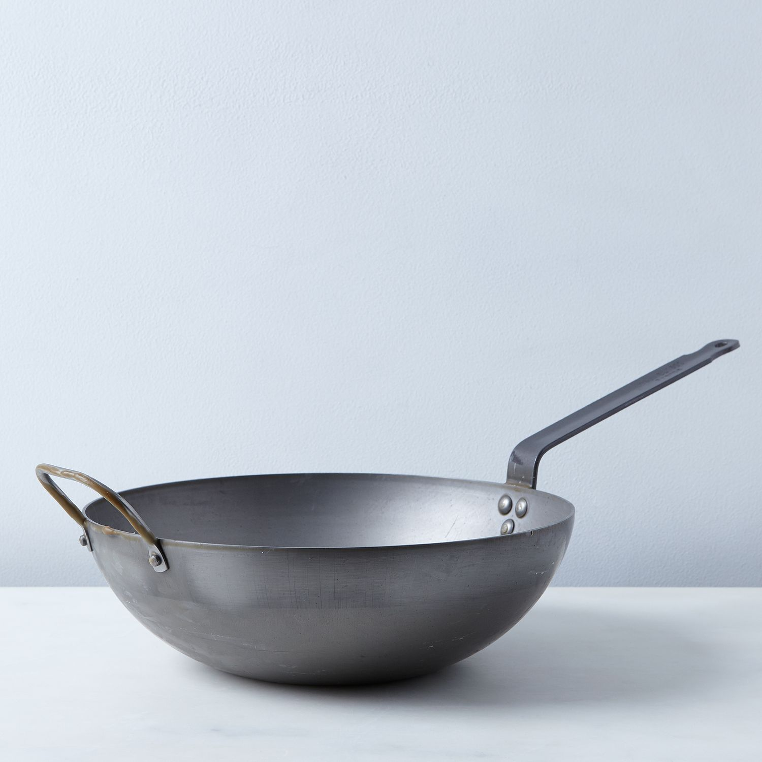 Mauviel Msteel Wok On Food52-5332