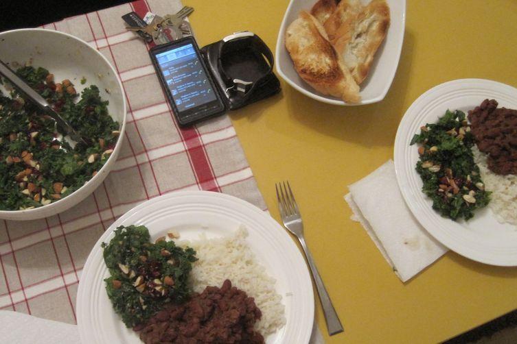 Red Beans and Rice (no Ham Hocks)