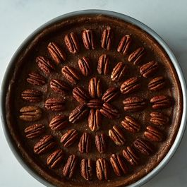Raw, Vegan Pecan Pie