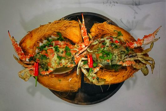 Tropical Flavoured Sea Crabs