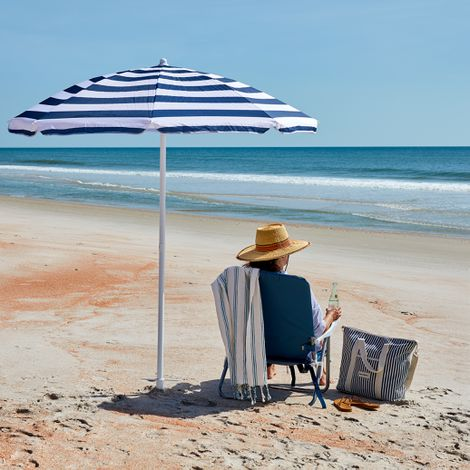 Portable 5.5' Beach Umbrella