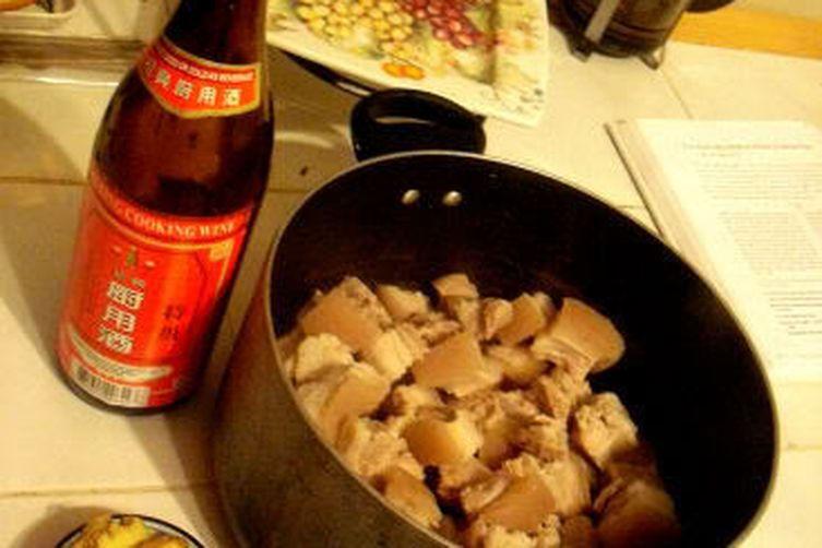 Chinese Red-Braised Pork