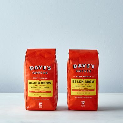 Black Crow Whole Bean Coffee (2-Pack)