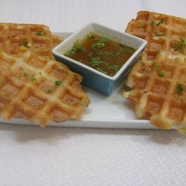 Waffle by Cindy Choi