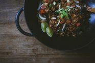 Thai Basil Fried Rice: Better Than Your Go-To Takeout Order