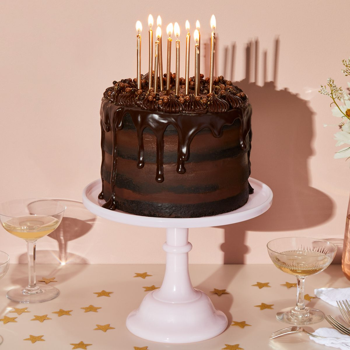 Pleasant Ultimate Chocolate Cake Recipe On Food52 Funny Birthday Cards Online Alyptdamsfinfo