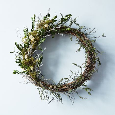 Spring Branch Wreath