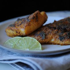 Indian Fried Fish
