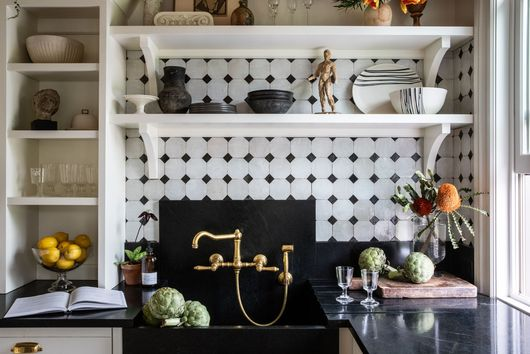 11 Backsplash Ideas We're Saving for Our Dream Kitchens