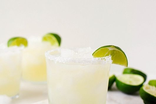 Ginger Margaritas
