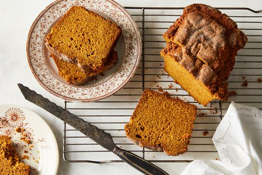 Our Best Pumpkin Bread