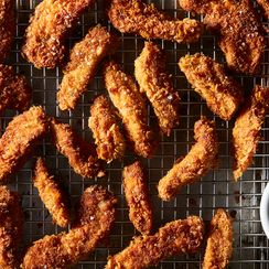 Cornflake Semi-Fried Chicken Tenders