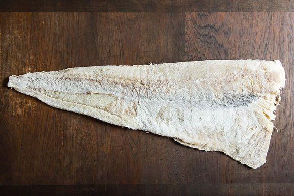 Unsung Ingredient: Salt Cod