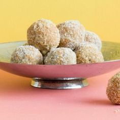 CASHEW, APRICOT AND COCONUT TREATS