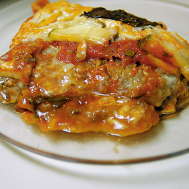 lasagna by joe