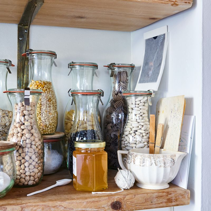 how to use weck jars