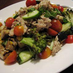 Eggplant and Broccoli Curry