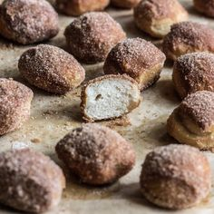 Get Cinnamon Sugar Pretzel Bites Without a Trip to the Mall
