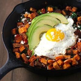 Efa54efa 02b0 4982 a56b 487bdd096b39  mexican chorizo and sweet potato hash